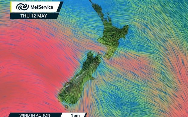 Strong winds are expected to bring more heavy rain to the West Coast,