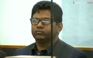 Kamal Reddy at the High Court in Auckland