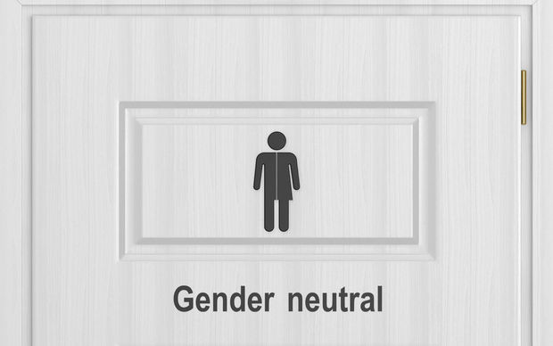 Gender neutral bathroom, unisex, LBGTI, transgender