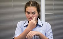 15-year-old Georgia Urlich says NCEA achievement standards in sign language gives her a sense of equality.
