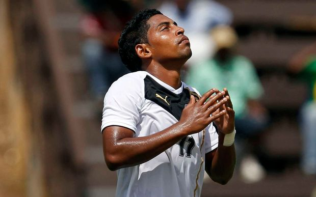 Roy Krishna will be a key player for Fiji.
