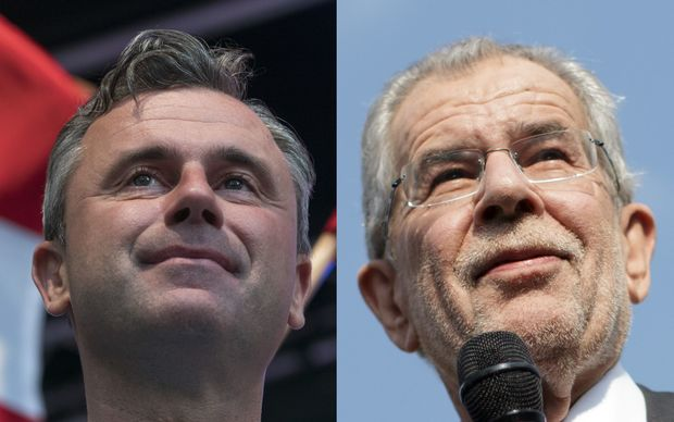 Austrians head to the polls with Norbert Hofer of Austria's far-right party facing off against Greens-backed Alexander van der Bellen.