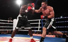Jospeph Parker beat Carlos Takam over 12 rounds in a unanimous points decision.