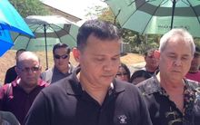 Roy Quintanilla claims he was abused by Archbishop Apuron in Guam over 40 years ago
