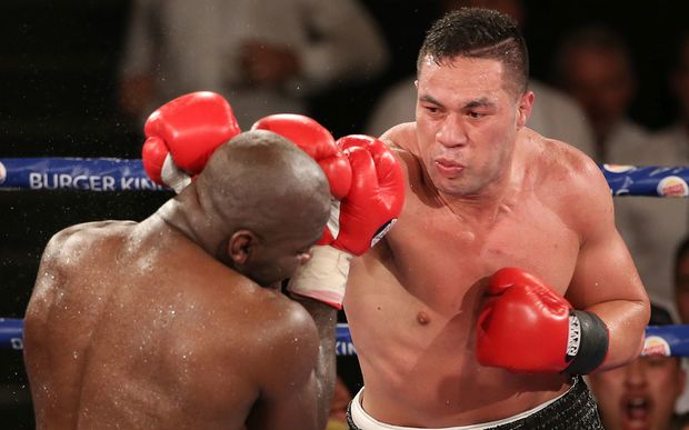 Next opponent for Parker announced | Radio New Zealand News