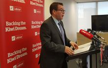 Grant Robertson said a Labour government would re-establish the Tax Working Group.