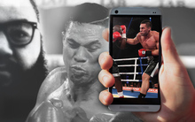 Joseph Parker's fight against Carlos Takam was livestreamed via Facebook.