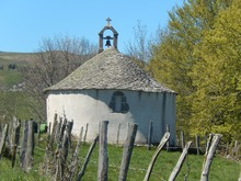 Chapel in rural Auvergne