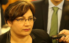 Greens co-leader Metiria Turei