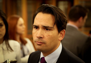Simon Bridges. Photo / RNZ