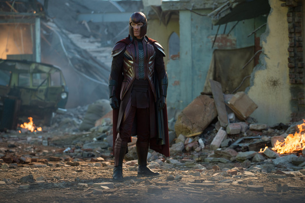 Michael Fassbender returns as Magneto in X-Men: Apocalypse