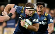 Luke Whitelock could soon join his Highlanders teammate Malakai Fekitoa in the All Blacks.