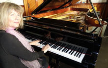 "Creator Sarah Lewis said the non-stop musical event event  ""Sleeping with the Steinway"", is to raise funds for the Nelson School of Music's $6.4 million re-build, which includes earthquake strengthening."