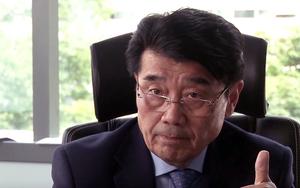 Former Kazakhstan Prime Minister Akezhan Kazhegeldin