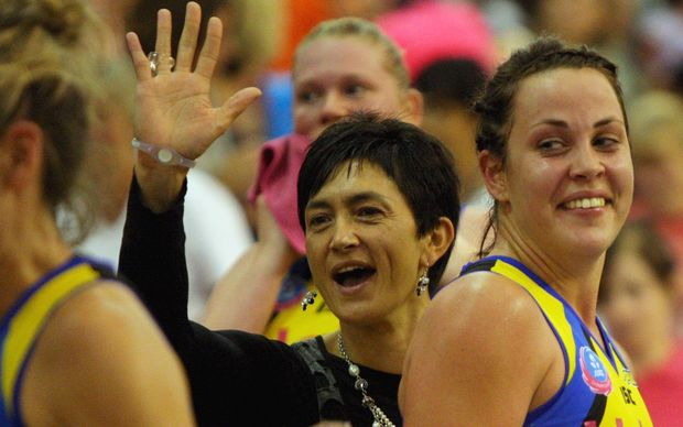 Yvette McCausland-Durie has been appointed Silver Ferns assistant coach.