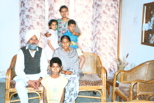 The day Mandeep left India and her children