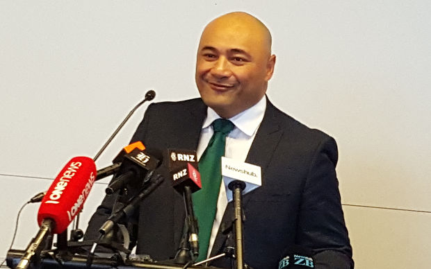 Associate Health Minister Sam Lotu-liga.