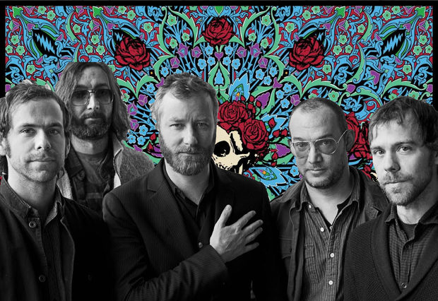 Bryce and Aaron Dessner of The National curate a Grateful Dead tribute.