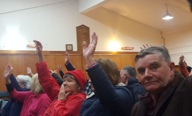 A group opposing the sale of water rights in Ashburton say it will meet with the council to discuss it concerns, and may take legal action to stop the sale.