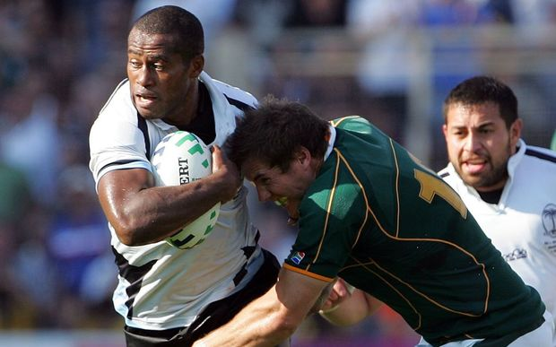 Seremaia Bai has played 58 tests, including 50 for Fiji, since his international debut in 2000.