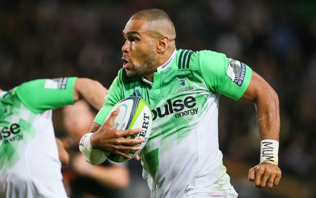 Highlanders winger Patrick Osborne is set to make his test debut for Fiji this month.