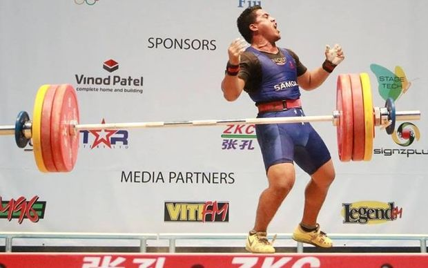 Samoa qualified two lifters for Rio at the Oceania Weightlifting Championships.