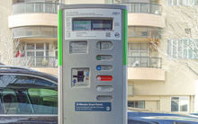 Parking meter (file pic).