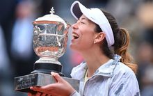 Garbine Muguruza is the 2016 French Open women's champion
