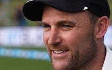Former Black Caps captain Brendon McCullum