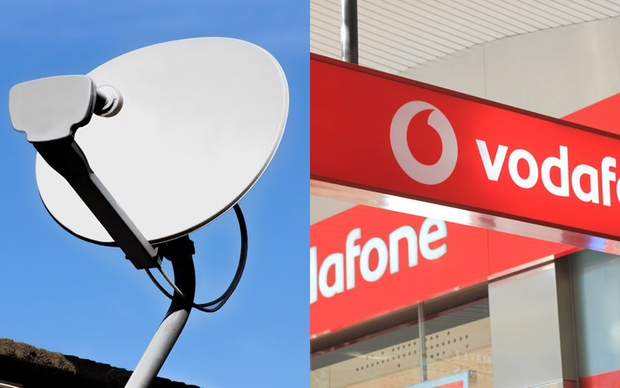 Sky TV and Vodafone have agreed to merge.