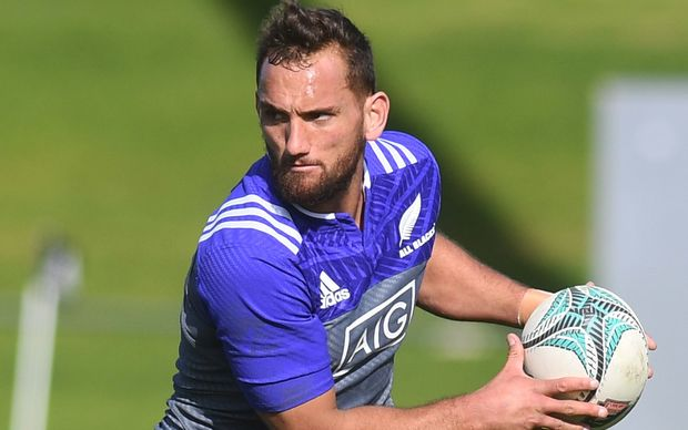 Aaron Cruden gets first shot at first-five.