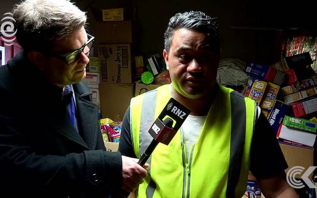 Volunteers at Te Puea marae come together: RNZ Checkpoint