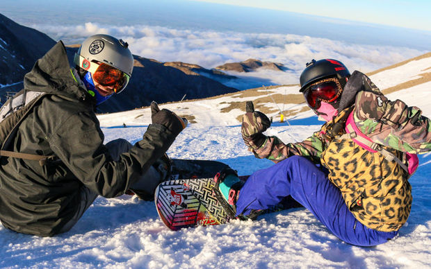 A bumper opening day has South Island skifields anticipating busy weeks ahead - provided the weather holds firm.