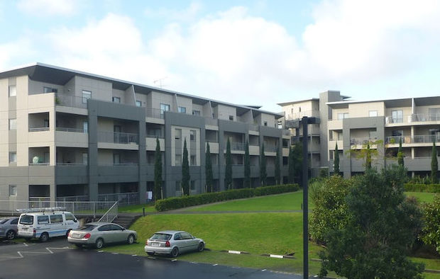 The owners of St Lukes Garden Apartments in Mount Albert have filed a $60 million leaky homes claim