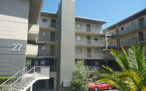 The St Lukes Garden Apartments were built between 2003 and 2011, but serious building defects have made the complex a serious liability for its owners.