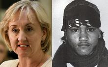 Amy Adams and Teina Pora