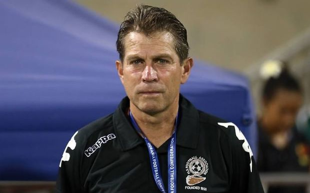 Fiji football coach Frank Farina.