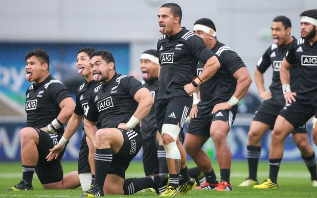 NZ under-20 rugby haka