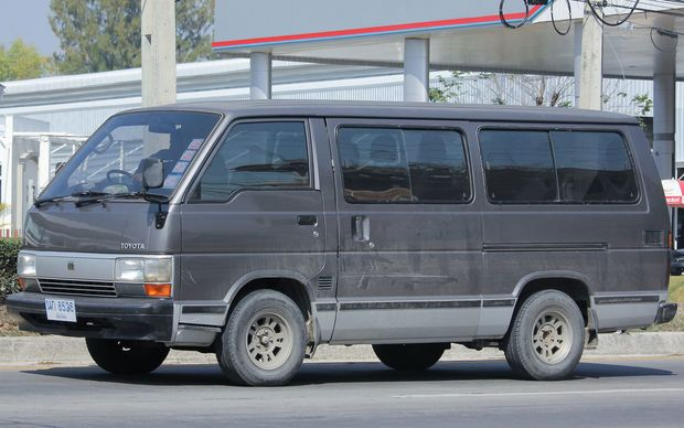 413e2cb9ad Toyota Hiace drivers including tradies will be among the worst affected by  the changes to vehicle