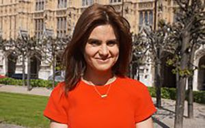 Slain British MP Jo Cox