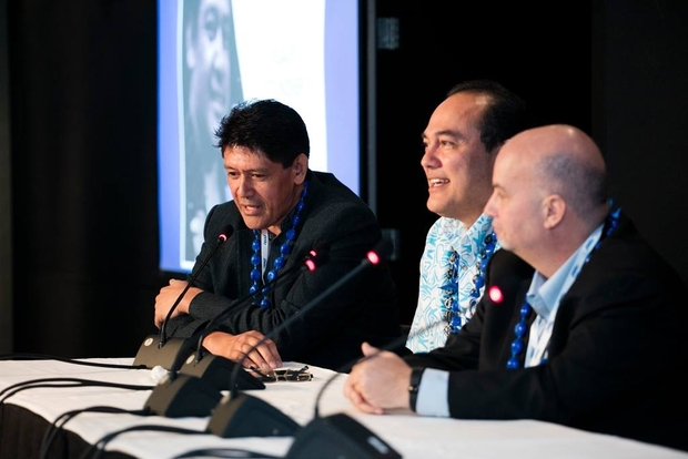 Panel Speakers at Pacific Wave Conference.