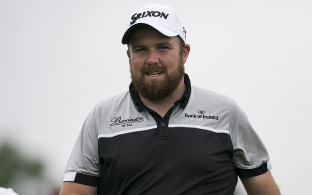 Irish golfer Shane Lowry at the US Open 2016.