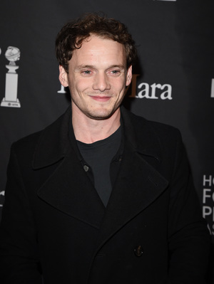 Anton Yelchin pictured in Toronto in September 2015.