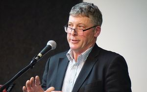 Acting Dunedin Mayor Andrew Noone