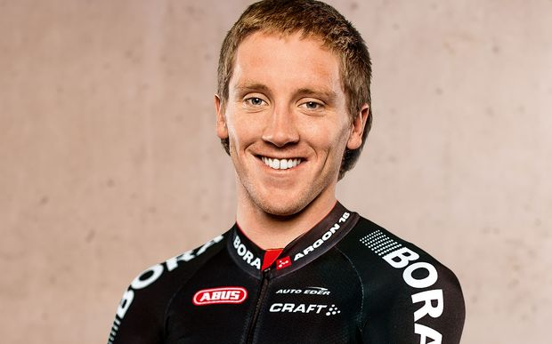 Shane Archbold will ride in his first Tour de France.