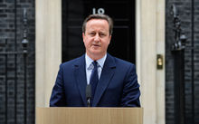 "Less than 48 hours before polls open, the British Prime Minister David Cameron has urged people to think of the ""hopes and dreams"" of future generations when they cast their ballots in the referendum."