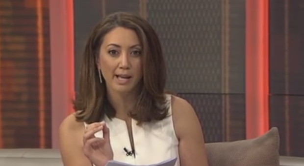 TVNZ presenter Miriam Kamo hits back on TV One's Marae show.
