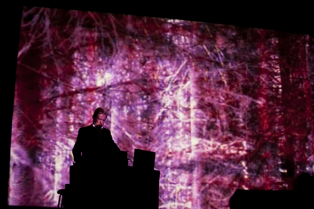 Wolfgang Voigt live as Gas