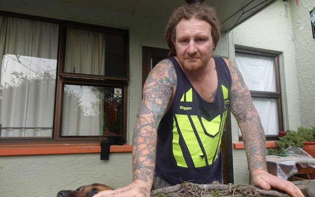 Aaron Fitton is planning to raise his Waitotara home 1.5m off the ground.