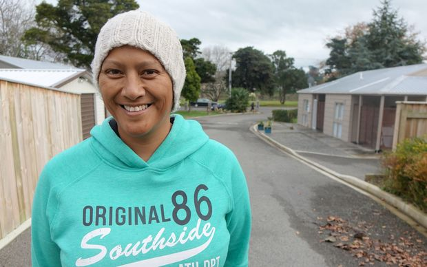 Anzac Parade resident Kelly Hiroa says raising the height of Whanganui's stopbanks is a no brainer.